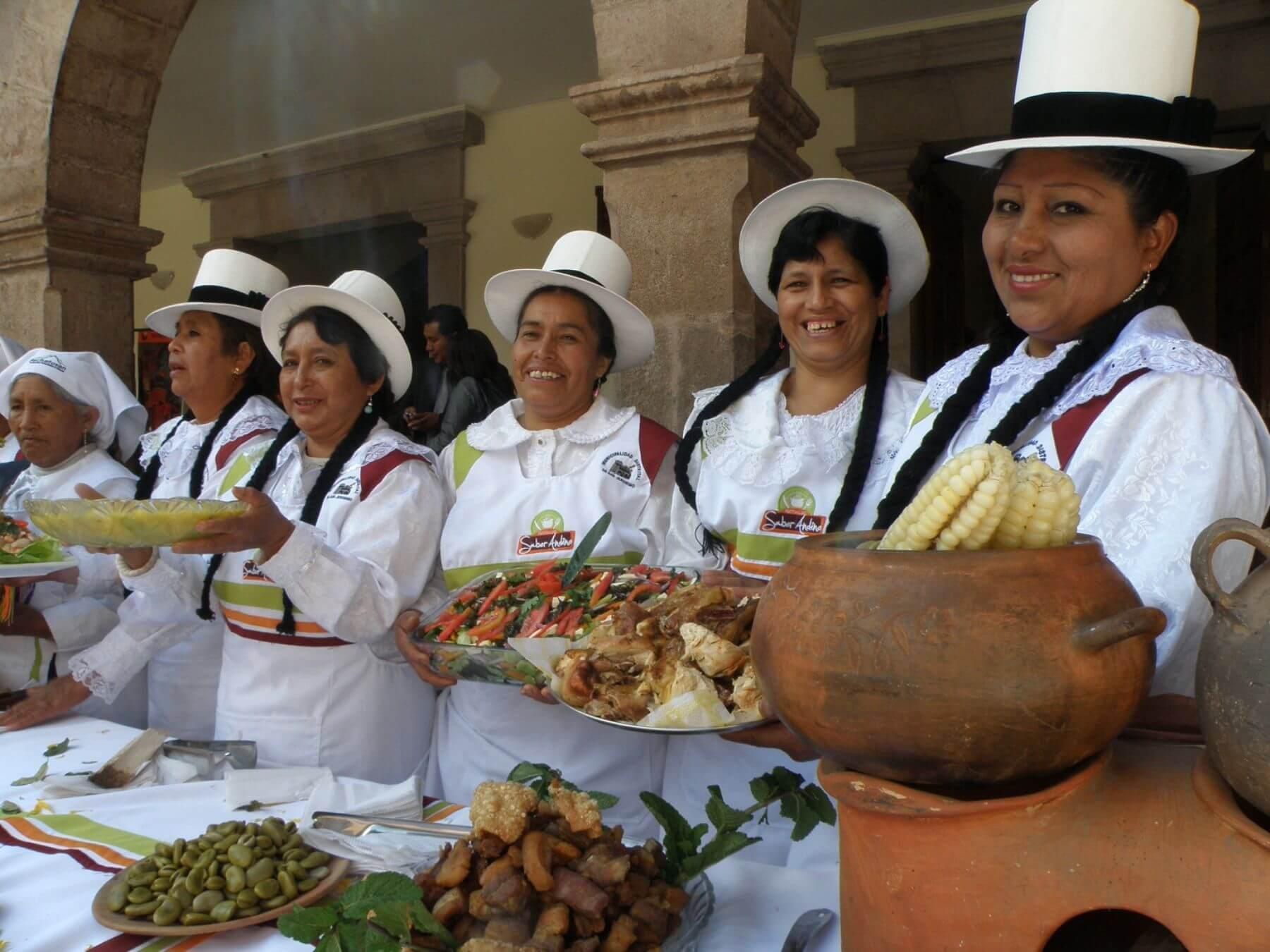 Cusco's Gastronomy